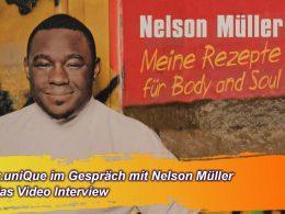 Premiere!!! mr.uniQue im Video-Interview mit… Nelson Müller, dem bekannten Fernsehkoch und Musiker aus Leidenschaft