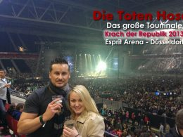 """Die Toten Hosen – """"Tage wie diese"""" sind was besonderes in Düsseldorf – Finale der """"Krach der Republik""""-Tour"""