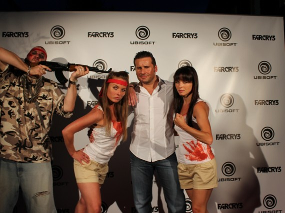 "Gamescom 2012 – Far Cry 3 Releaseparty oder ""Achtung Nerdalarm""!!"