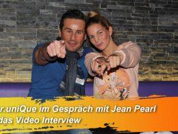 Mister UniQue im Video-Interview mit… Jean Pearl, einer jungen und stimmgewaltigen Sängerin aus Köln