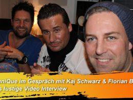 Mister UniQue im Interview mit… dem Hamburger DJ/Producer Kai Schwarz und dem Werbemusikproduzenten und Songwriter Florian Buba
