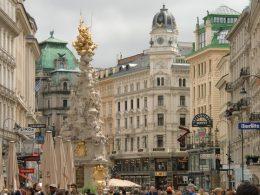 Wien – Liebe auf den ersten Blick – Der erste Besuch – Mai 2010